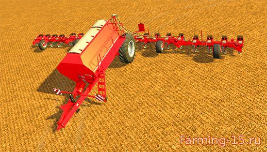 С/Х инвентарь для Мод сеялка «Hortrig Maestro» v2.0 для Farming Simulator 2015
