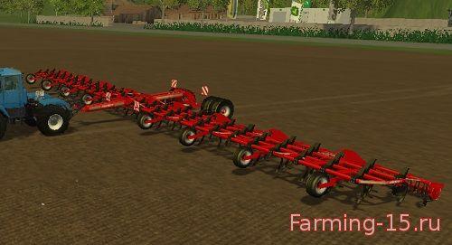 С/Х инвентарь для Мод культиватор TERRANO FX 22,5 для Farming Simulator 2015