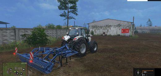 С/Х инвентарь для Мод складывающийся навесной культиватор для Farming Simulator 2015