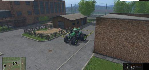 Другие моды для Мод новые животные для карты Sosnovka для Farming Simulator 2015.