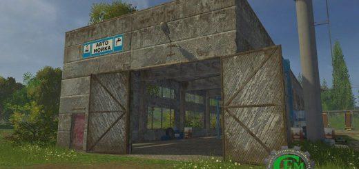 Карты для Новые объекты для карты Сосновка для Farming Simulator 2015