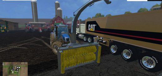 С/Х инвентарь для Мод навесной фрезерный погрузчик для Farming Simulator 2015
