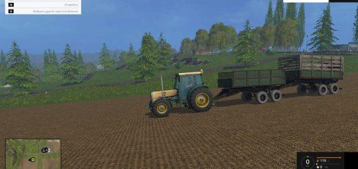 Прицепы для Мод прицеп-самосвал ПТС v1.0 для Farming Simulator 2015