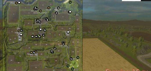 Карты для Карта Hagenstedt 6.8.2 для Farming Simulator 2015