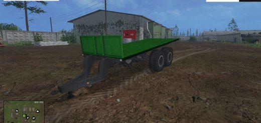 Прицепы для Мод прицеп 2ПТС9 для Farming Simulator 2015