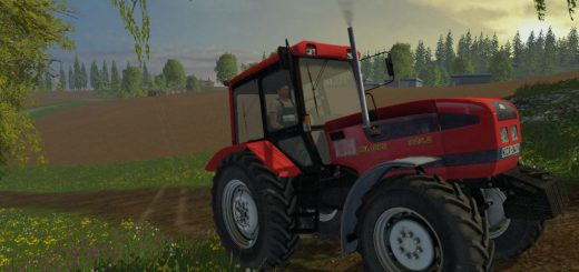 Русская техника для Мод трактор МТЗ 1025.3 для Farming Simulator 2015