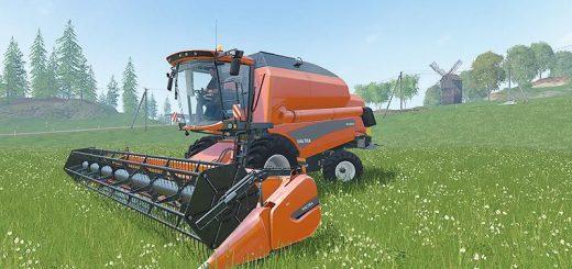 Комбайны для Мод комбайн Valtra BC 4500 v1.1 для Farming Simulator 2015