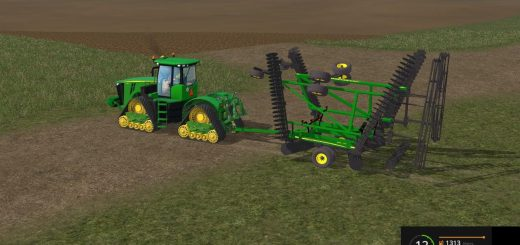С/Х инвентарь для Мод культиватор John Deere 2623 VT для Farming Simulator 2015