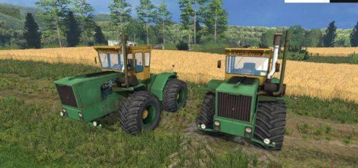 Тракторы для Мод трактор Raba 250 Steiger v2.1 для Farming Simulator 2015