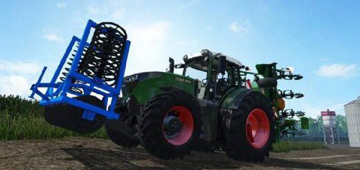 С/Х инвентарь для Мод фронтальный культиватор Cochet Discotass 6M v1.0 для Farming Simulator 2015