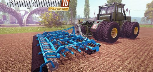 С/Х инвентарь для Мод навесной культиватор для Farming Simulator 2015