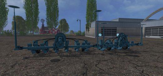 С/Х инвентарь для Мод-пак сеялок СПС-4 и СПС-6 для Farming Simulator 2015