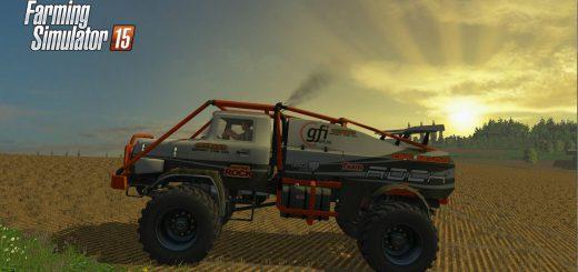 Грузовики для Мод гоночный грузовик для Farming Simulator 2015