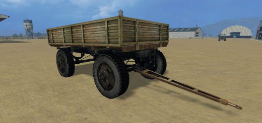 Прицепы для Мод прицеп Rm2 v 1.0 для Farming Simulator 2015