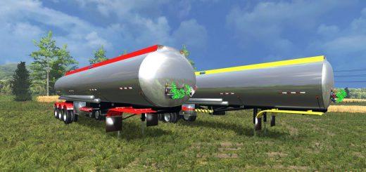 Цистерны для Мод-пак цистерн Advance v 1.0 для Farming Simulator 2015