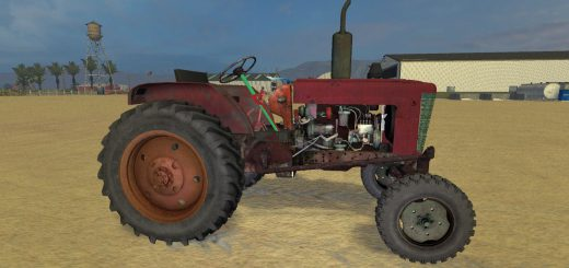 Русская техника для Мод трактор МТЗ 5 Бета для Farming Simulator 2015