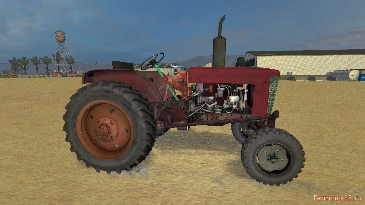 Русская техника для Мод трактор МТЗ 5 Бета для Farming Simulator 2015