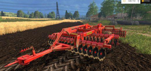 С/Х инвентарь для Мод культиватор Knoche MAXI SEM 4m v 3.0 для Farming Simulator 2015