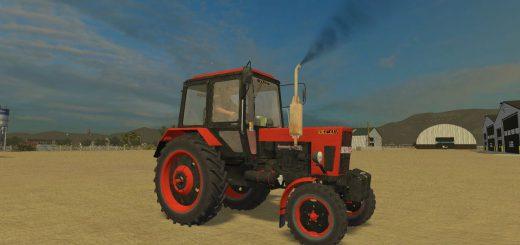 Русская техника для Мод трактор МТЗ-80 Беларус v1.0 для Farming Simulator 2015