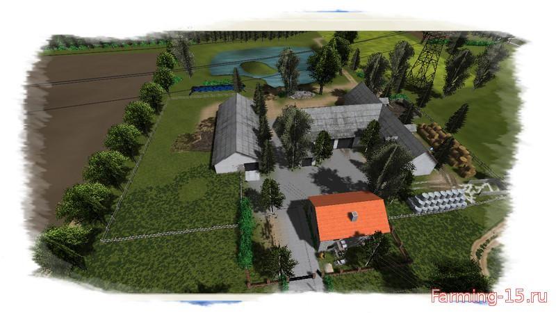 Карты для Карта Maciejowice v 5.0 для Farming Simulator 2015