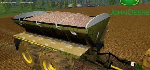 С/Х инвентарь для Мод разбрасыватель удобрений  для Farming Simulator 2015