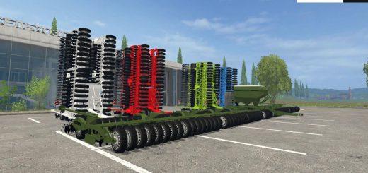 С/Х инвентарь для Мод сеялка Horch Pronto 26 dc v2 для Farming Simulator 2015