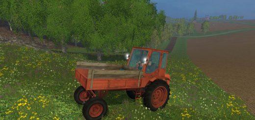 Русская техника для Мод трактор T16 v1.1 для Farming Simulator 2015