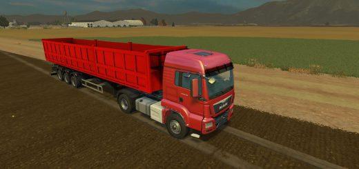 Прицепы для Мод прицеп Тонар-TONAR v.1.0 для Farming Simulator 2015