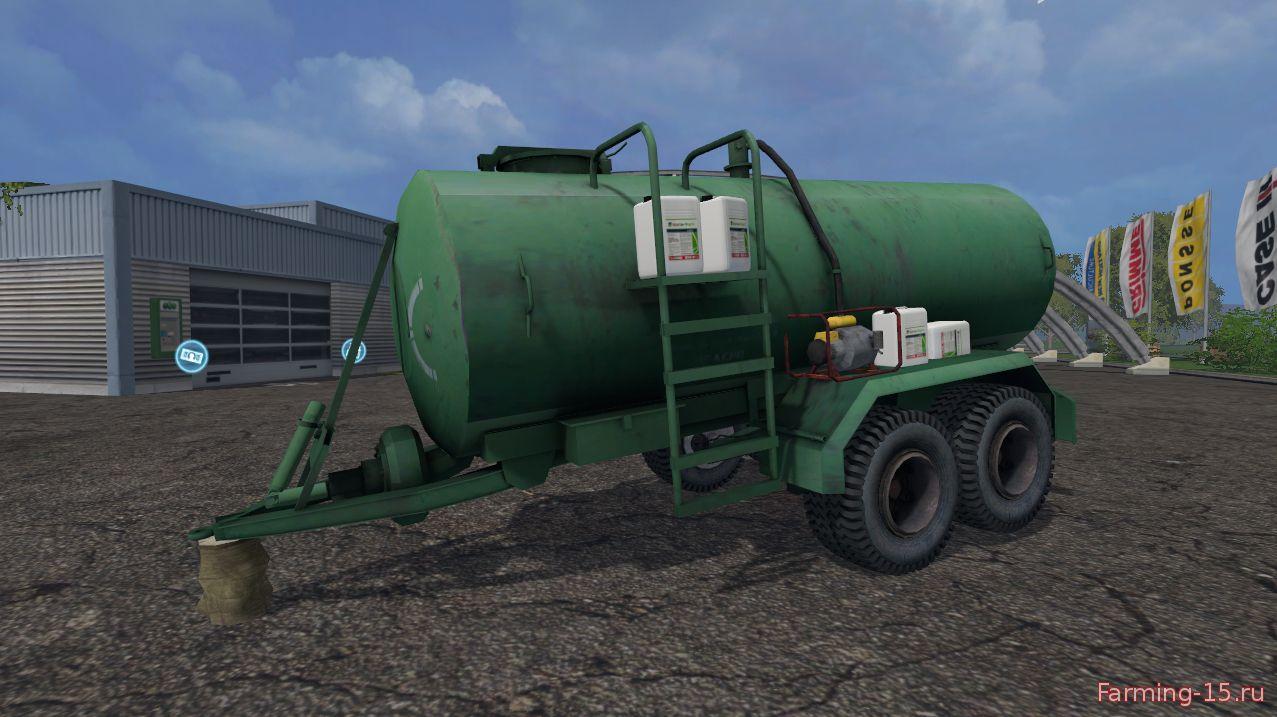 Цистерны для Мод цистерна МЖТ-10 для Farming Simulator 2015