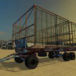 Мод прицеп ПТС-12 Сеновоз v 2.0 для Farming Simulator 2015