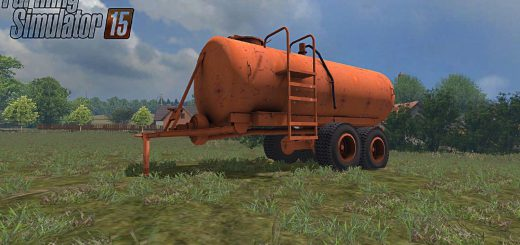 Цистерны для Мод цистерна МЗТ-10 V1.0 для Farming Simulator 2015