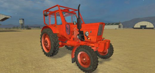Русская техника для Мод трактор МТЗ 50 v2.1 для Farming Simulator 2015
