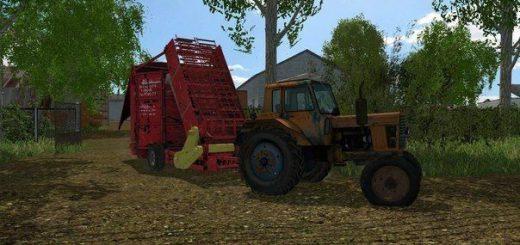 С/Х инвентарь для Мод-пак техники для заготовки сена и соломы для Farming Simulator 2015