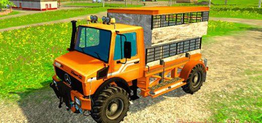 Грузовики для Мод грузовик для перевозки различных животных для Farming Simulator 2015