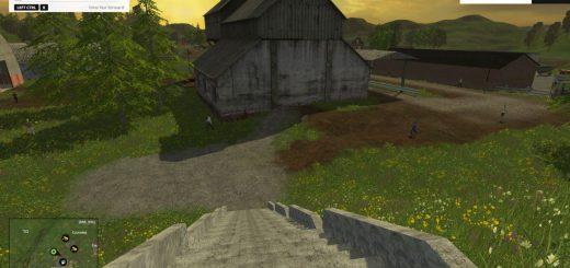 Русские карты для Карта «Долины Алтая» v2.1 для Farming Simulator 2015