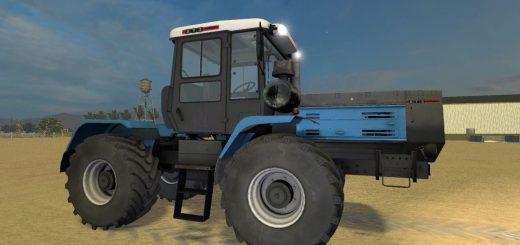 Русская техника для Мод трактор ХТЗ 17221-21 для Farming Simulator 2015