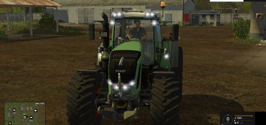 Тракторы для Мод трактор Fendt Vario 939 для Farming Simulator 2015
