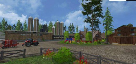 Карты для Карта «Ringwoods» v1.51 для Farming Simulator 2015