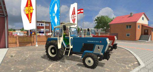 Тракторы для Мод трактор Fortschritt ZT 303 v2.0 для Farming Simulator 2015