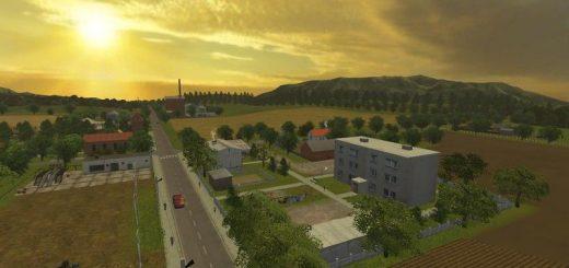 Карты для Карта «Kujawska» v1.0 для Farming Simulator 2015