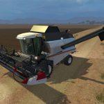 Мод комбайн Вектор 410 для Farming Simulator 2015
