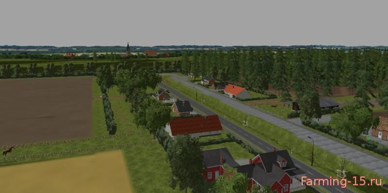 Карты для Карта Papenburg V 3.4 для Farming Simulator 2015