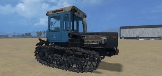 Русская техника для Мод гусеничный трактор ХТЗ 181 v2.0 для Farming Simulator 2015