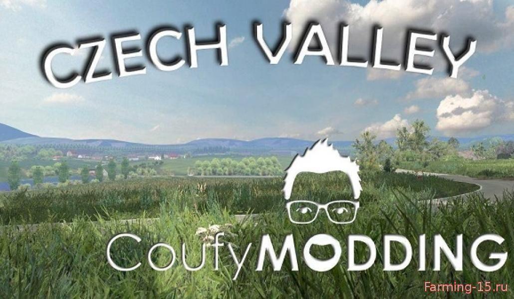 Карты для Карта Czech valley v1.0 guelle для Farming Simulator 2015
