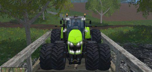 Тракторы для Мод большой трактор для Farming Simulator 2015