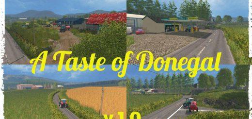 Карты для Карта A Taste of Donegal v1.0 для Farming Simulator 2015