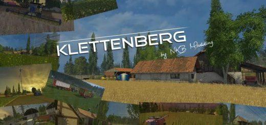 Карты для Карта Klettenberg V1.0 для Farming Simulator 2015