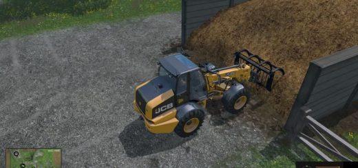 С/Х инвентарь для Мод вилы для навоза для Farming Simulator 2015