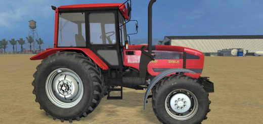 Русская техника для Мод трактор МТЗ 1025.3 Беларус для Farming Simulator 2015
