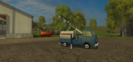 Машины для Мод пикап VW Transporter T2B для Farming Simulator 2015